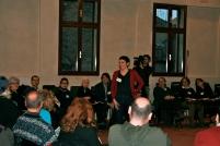 Federica Manzoli, ricercatrice sociale ed esperta di comunicazione.